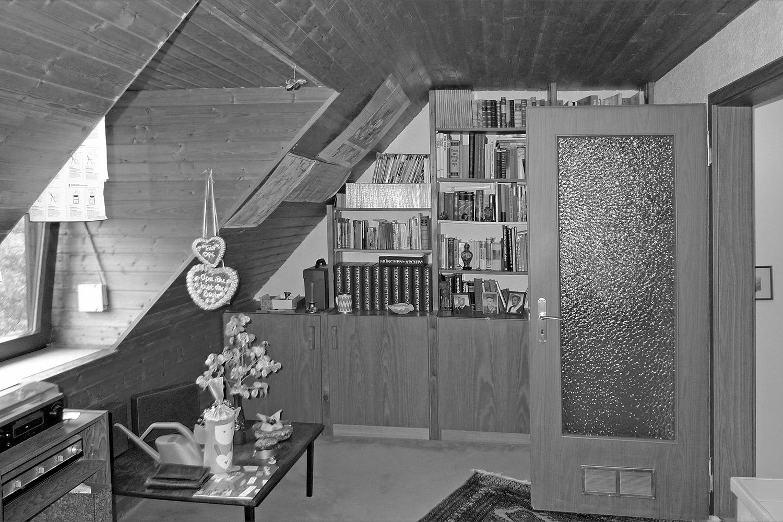 Reihenhaus München Kleinhadern Wohnhaus Umbau Bestand Dachgeschoss