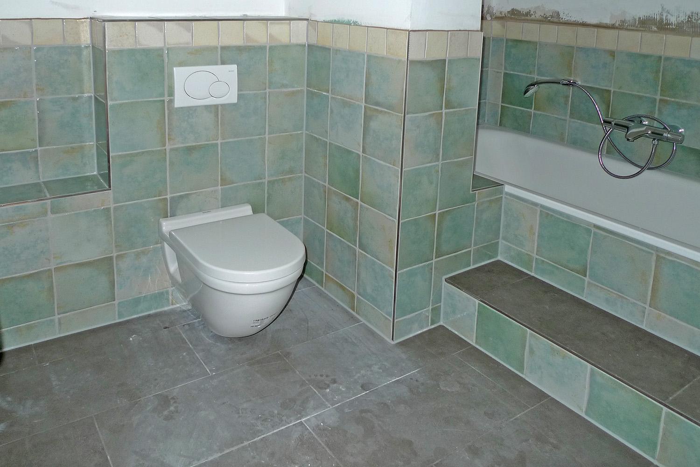 Wohnhaus München-Obermenzing Bad Bestand