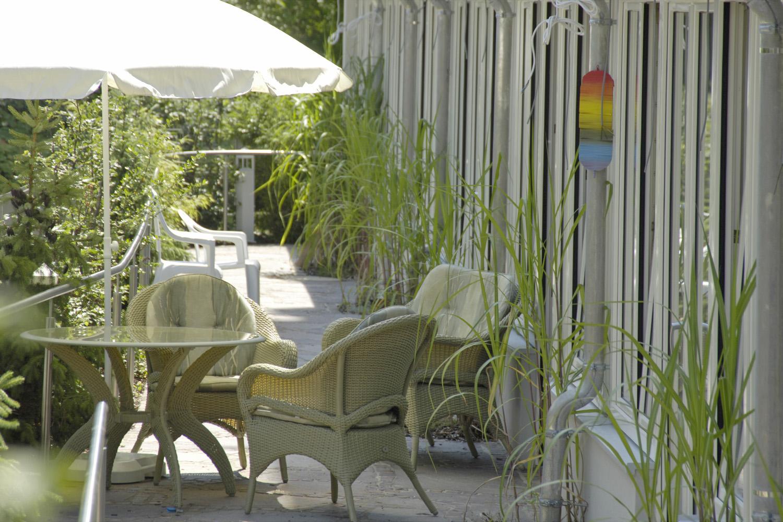 Pflegewohnbereich Senioren Wohnstift Terrassen