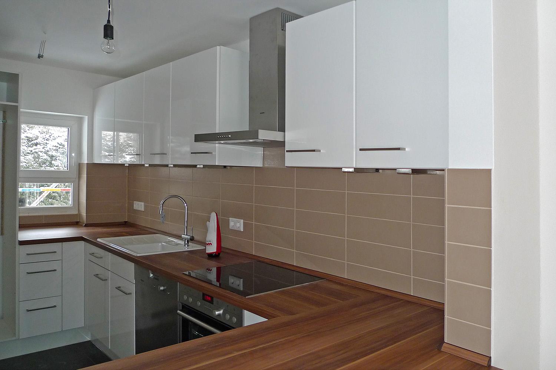Wohnhaus Planegg Umbau Küche fertig