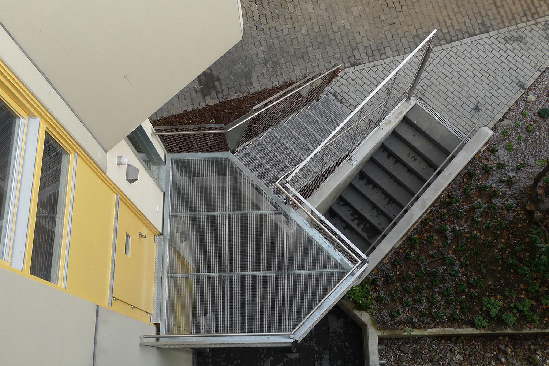 Aufzug Senioren-Wohnstift Bonn Podest