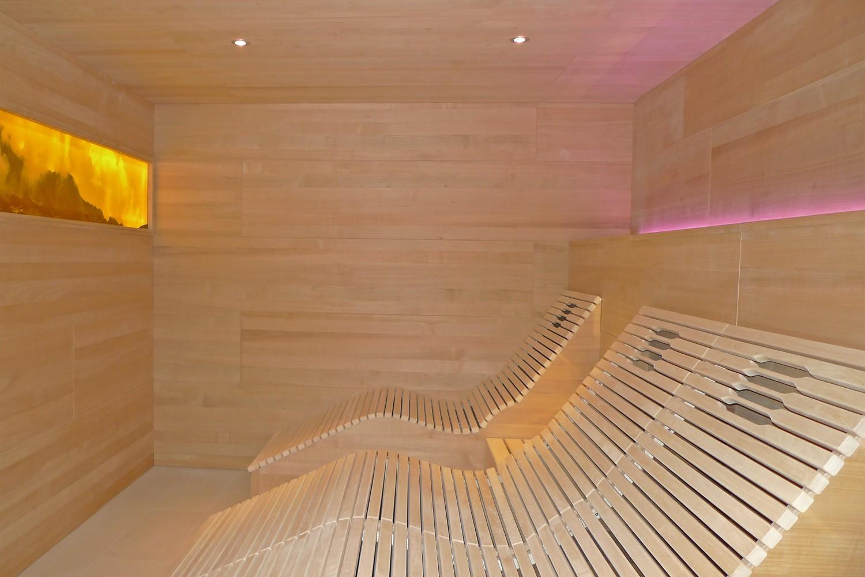 Wellnessbereich Senioren-Wohnstift Vitalisarium Ainring Wellness Spa Senioren Sauna