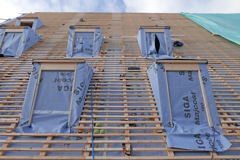Sanierung Augsburg Dachgauben Rohbau