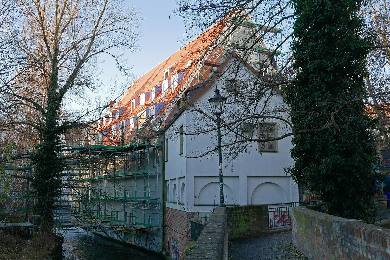 Sanierung Augsburg Dacharbeiten
