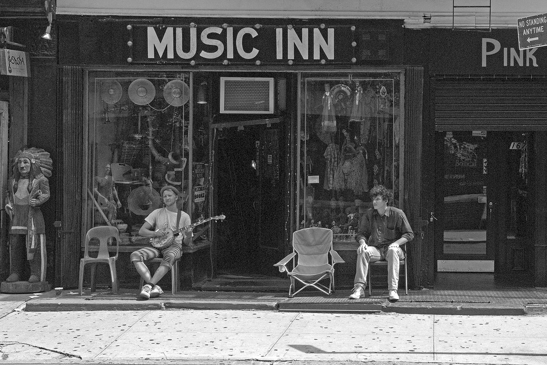 Fotografie New York Music Inn