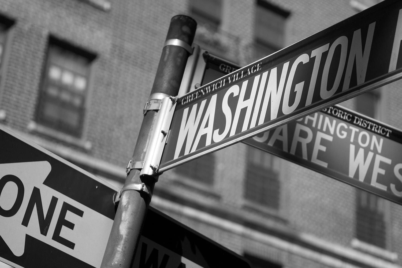Fotografie New York Washington Square