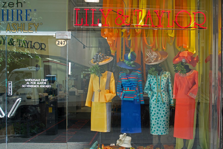 Fotografie New York Storefront