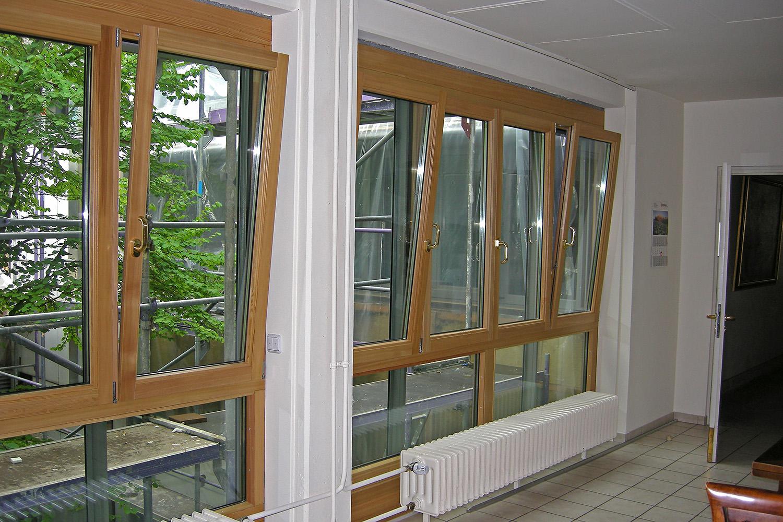 Fenster Senioren-Wohnstift Ainring Erneuerung