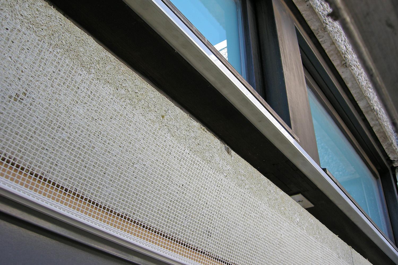 Fenster Senioren-Wohnstift Ainring Erneuerung Witra Detail