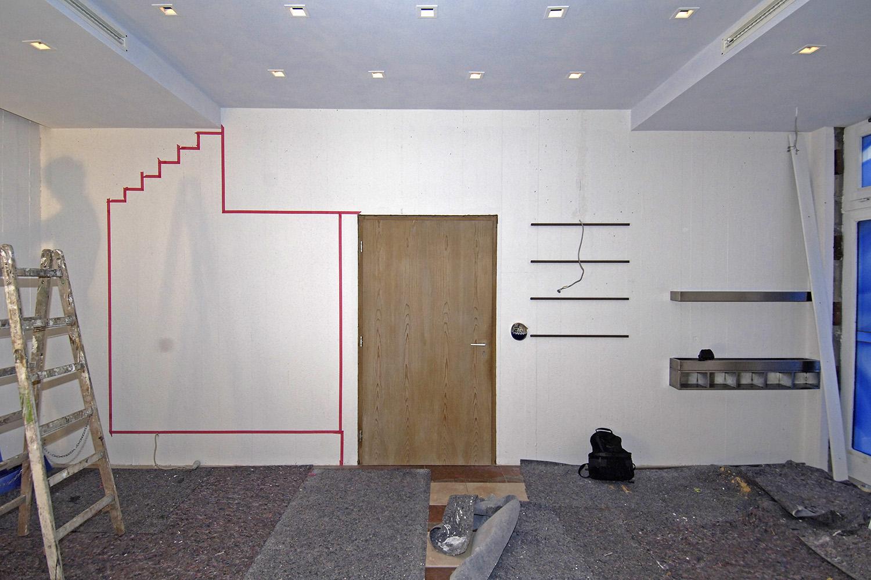 Kapelle Senioren-Wohnstift Ainring Baustelle
