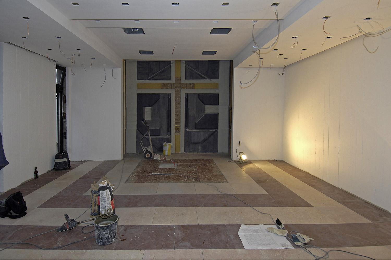 Kapelle Senioren-Wohnstift Ainring Natursteinarbeiten