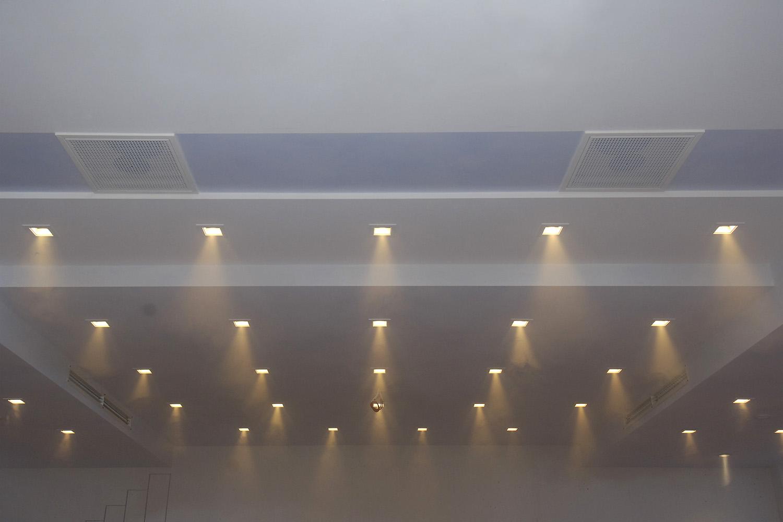 Kapelle Senioren-Wohnstift Ainring Rauchprobe