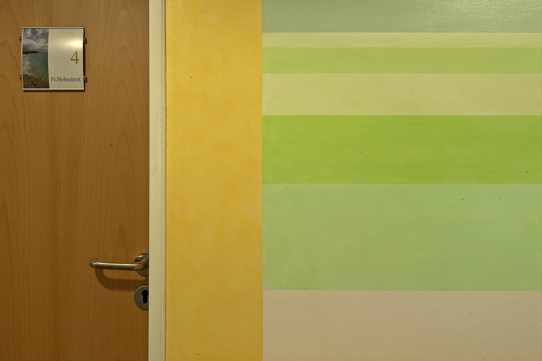 Pflegewohnbereich Senioren-Wohnstift Ainring Pflegestation Individuell Eingang