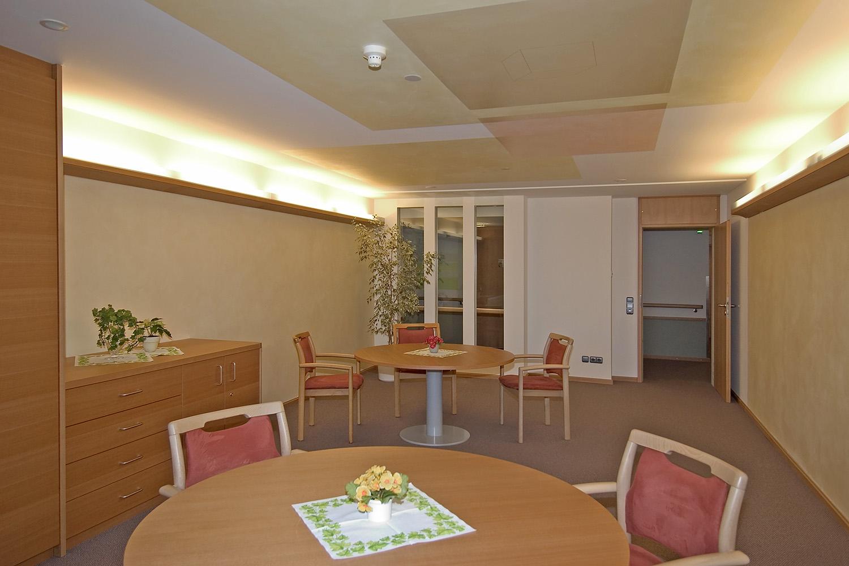 Pflegewohnbereich Senioren-Wohnstift Ainring Pflegestation Wohngruppe